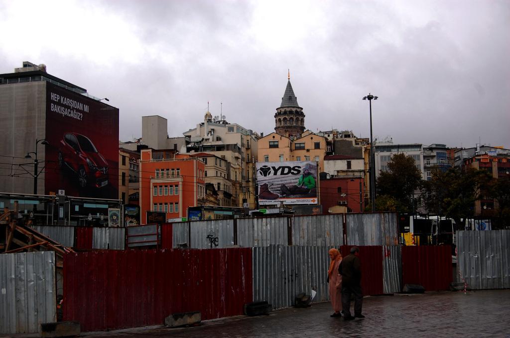 Улицы Турция