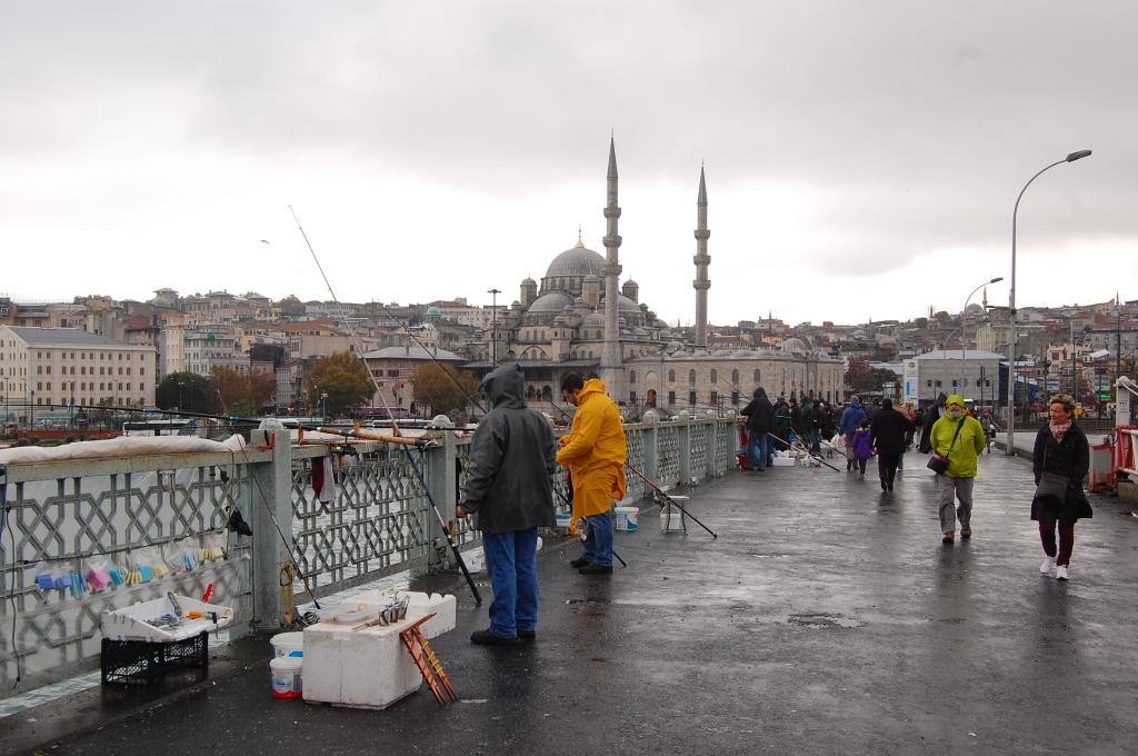 Мост чере Босфор, Турция