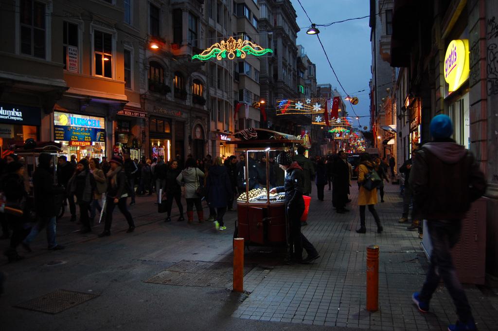 Улица Турция