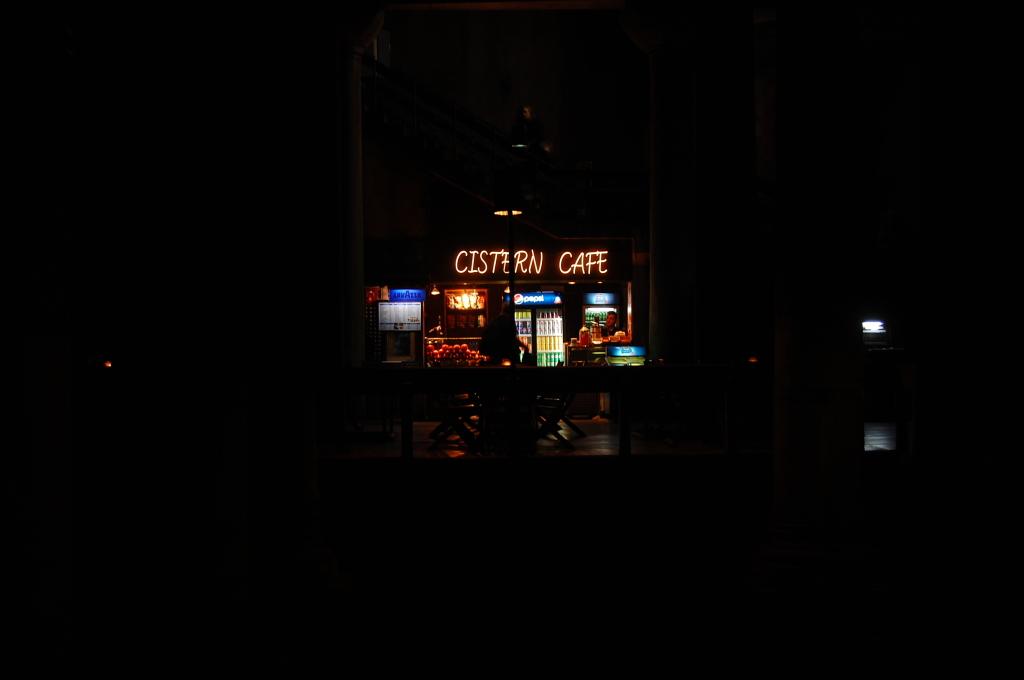 Кафе Цистерна Базилика