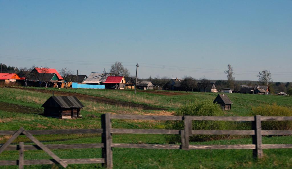 Сельские окрестности, Беларусь